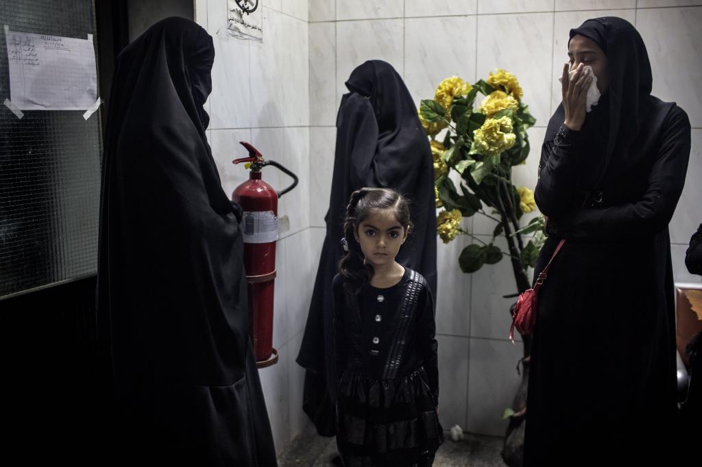 Prostitutes in An Nasiriyah